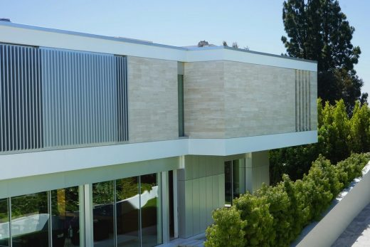 Perugia Way Residence Los Angeles
