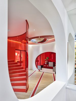 Pierre Cardin Home Showroom in Shanghai China interior