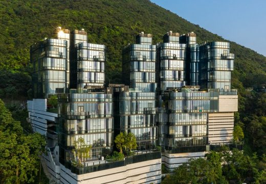 Pulsa Repulse Bay Luxury Residential Development design by Aedas Architects