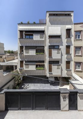 Rouzan Residential Building Isfahan
