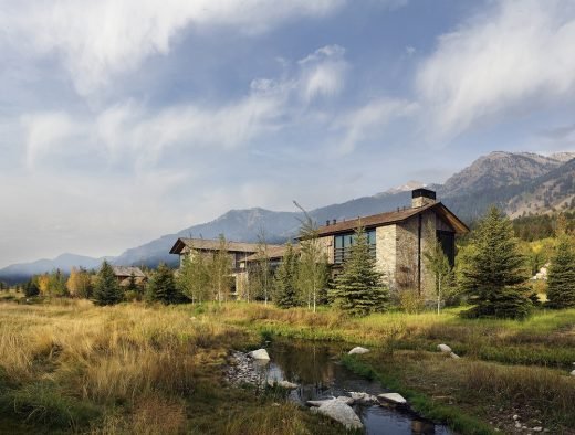 Jackson Hole Mountain Resort House