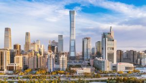 CITIC Tower, Beijing, China