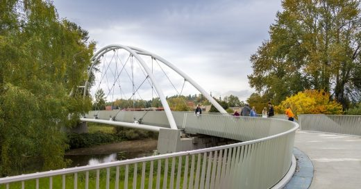 Tukwila Urban Center - New Bridges in Washington by LMN Architects