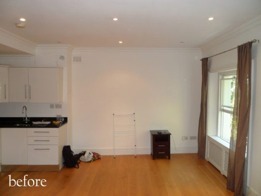 Westbourne Gardens Apartment Notting Hill London