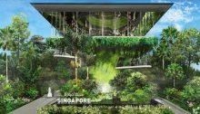 2020 Expo Dubai Singapore Pavilion design by WOHA Architects