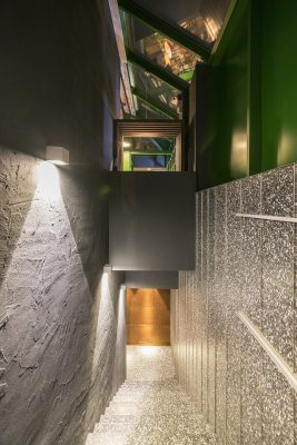 B4 Bucharest, Romania by Re-Act Now, Architects