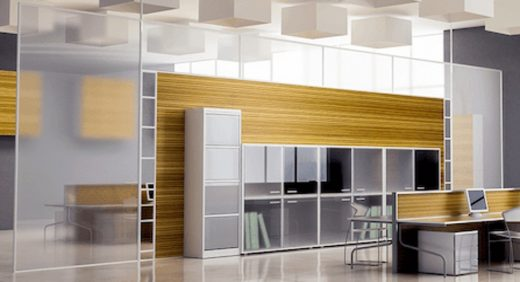 Benefits Of Top Frosted Glass in Commercial Buildings