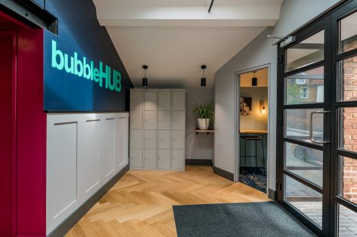 BubbleHub Co Working Space St Albans
