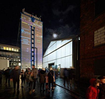 Coachworks Ashford building renewal by Carl Turner architect