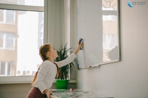 DIY Installation Guide of Glass Whiteboard for your Workplace