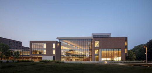 Edward J Minskoff Pavilion Michigan University