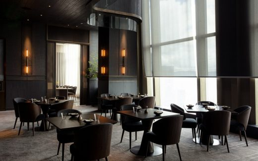 Ensue Restaurant Shenzhen, Futian Shangri-La, China