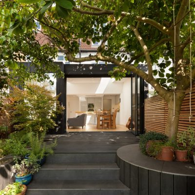 2 Ferndale, Bromley House by Conibere Phillips Architects