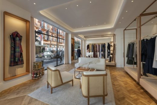 Gabriela Hearst Store London Building by Foster + Partners