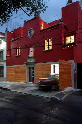 H12 Apartment House Mexico City