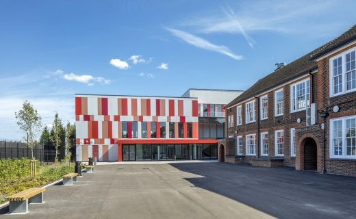 Kingston Academy Regeneration London Architecture News
