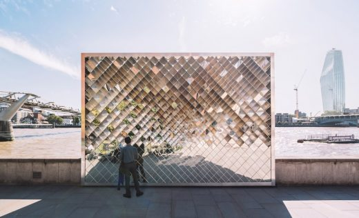 Liminal Wolfgang Buttress, River Thames Artwork London