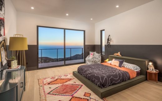 Moonrise Malibu Residence bedroom