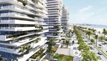 Picasso Towers Malaga property