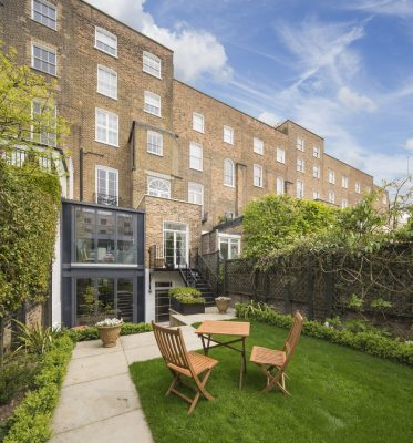 Hanover Terrace House Regents Park property London