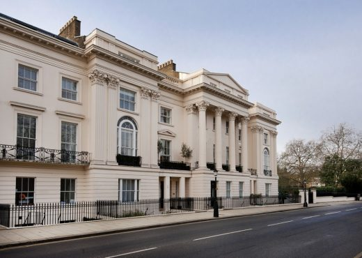 Regents Park Cornwall Terrace house
