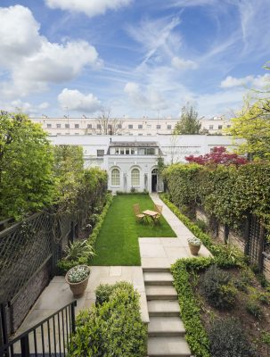 Hanover Terrace London House Regents Park property