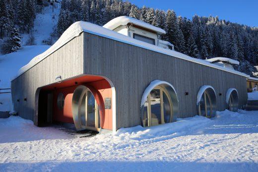 Camping Pradafenz, Churwalden - Swiss Architecture News