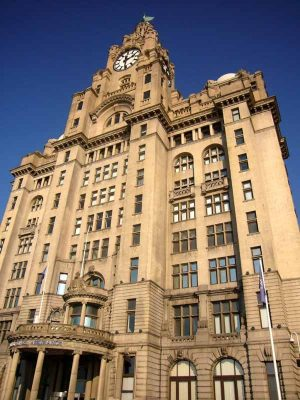 Royal Liver Building Liverpool