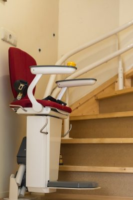 Modern stairlift house product