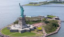 Statue of Liberty Visitor Screening Center