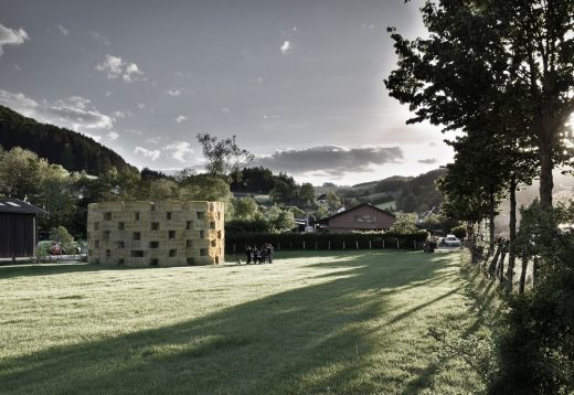 Stroh Therme Christoph Hesse Architects