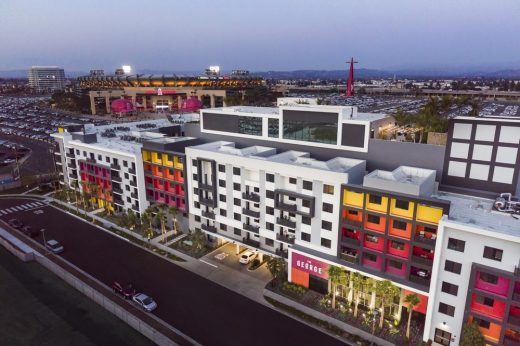 The George Parking Structure Anaheim California