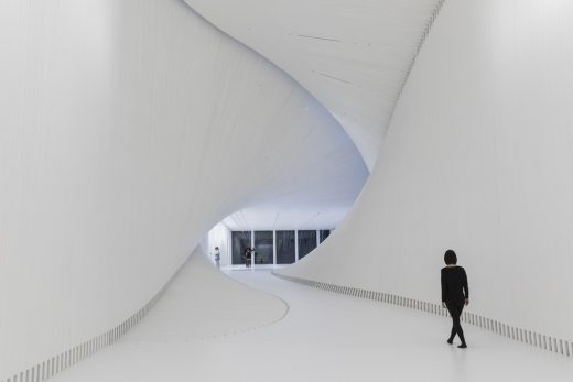 The Twist at Kistefos, Jevnaker Museum Norway by BIG Architects