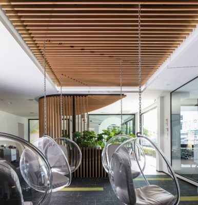 Timber Ceiling advantages