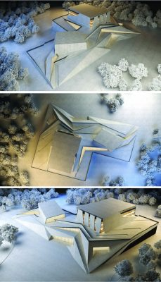 Vilnius Concert Hall Competition Design