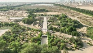 Wasit Wetland Centre Sharjah UAE architecture design