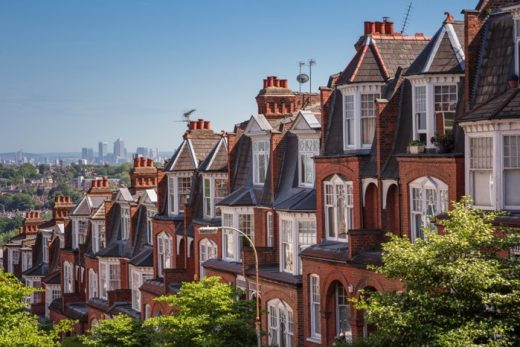 Will blockchain technology impact UK property market?