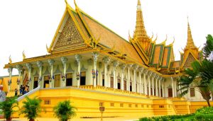 7 Incredible Architectural Styles in South Asia Cambodia building