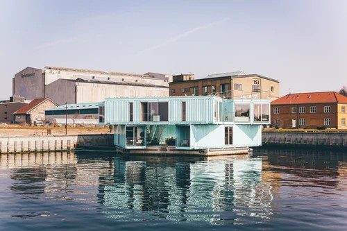 Benefits of Living In A Container Home