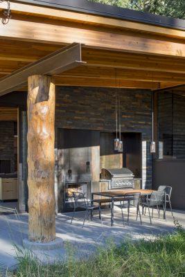 Big Pine House Mazama WA