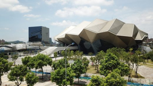 Building Beyond Place: RUR Engages Taiwan's Architectural Cosmopolitanism