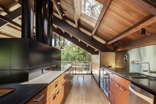 Cain Wong Residence Portland by Paul McKean Architecture