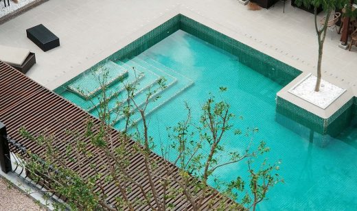 Cloud Hotel Deqing County swimming pool