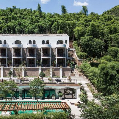 Cloud Hotel Renovation Project Mogan Mountain