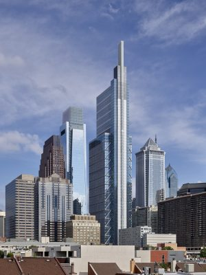 Comcast Technology Center Philadelphia