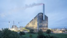 Copenhill Waste-to-energy Plant by BIG And SLA in Copenhagen