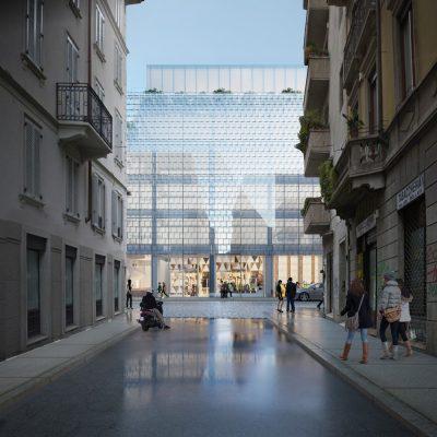Corso Italia 23 Milan