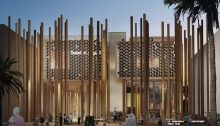 2020 Expo Dubai Swedish Pavilion: The Forest
