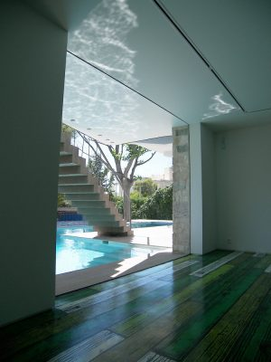 Family House Revision Pool Art Athens