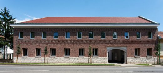 Hotel Tokaj Hungary Architecture News